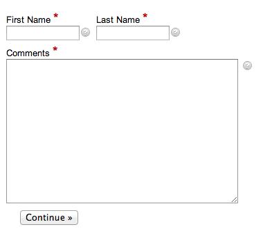 Customize Form CSS - Online Form Builder